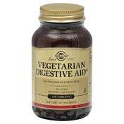Solgar Vegetarian Digestive Aid, Tablets
