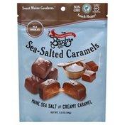 Bixby Caramels, Sea-Salted, Milk Chocolate