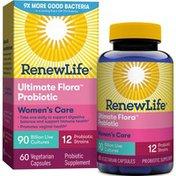 Renew Life Women's Complete Probiotic 90 Billion