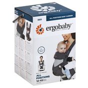 Ergobaby, Inc. Baby Carrier, All Positions, 360, 12-45 lbs