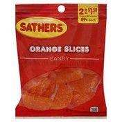Sathers Candy, Orange Slices