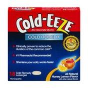 Cold-Eeze Cold Remedy Lozenges Honey Lemon