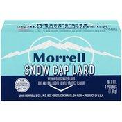 John Morrell Morrell Snow Cap Lard