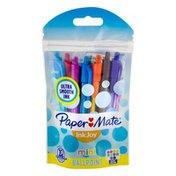 Paper Mate Paper-Mate Ink Joy Mini Ballpoint - 10 CT