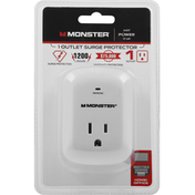 Monster Outlet, Surge Protector, Home/Office