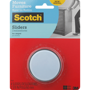 Scotch-Brite Sliders, for Carpet