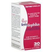 Jarrow Formulas Femdophilus, Capsules