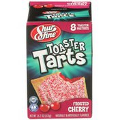 Shurfine Frosted Cherry Toaster Tarts Pastries
