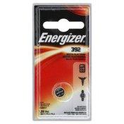 Energizer Battery, Silver Oxide, 392