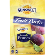 Sunsweet Fruit Packs, Prunes, Pitted
