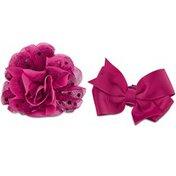 Bond & Co Flower Bow Pink