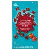 Simply Balanced Fruit Twists, Strawberry