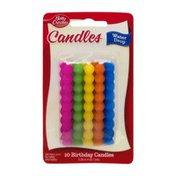 Betty Crocker Candles Water Drop - 10 CT