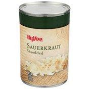 Hy-Vee Shredded Sauerkraut