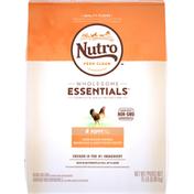 NUTRO Dog Food, Farm-Raised Chicken, Brown Rice & Sweet Potato Recipe, Puppy Up to 1 Year