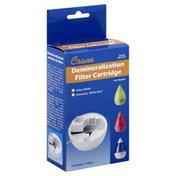 Crane Filter Cartridge, Demineralization