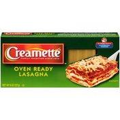 Creamette Oven Ready Lasagna