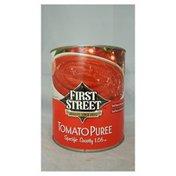 First Street Tomato Puree