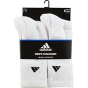 adidas Men's Athletic Crew Socks