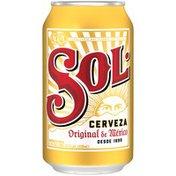 Sol Cerveza Beer