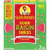 Sun-Maid Sour Watermelon Raisin Snacks