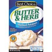 Best Choice Butter & Herb Potatoes