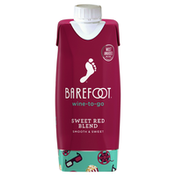 Barefoot Barefoot-To-Go Sweet Red Red Wine Tetra