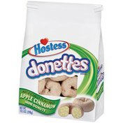 Hostess Donettes Apple Cinnamon Mini Donuts