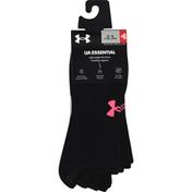 Under Armour Socks, UA Essential, Women 6-9