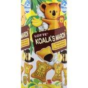Koala's March Cookies, Koala's March, Chocolate Banana