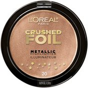 L'Oreal Crushed Foil Metallic 20 Gilded Glow Highlighter