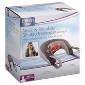 Ho Medics Massager, Shiatsu, Neck & Shoulder