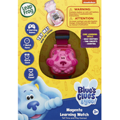 Blue's Clues Learning Watch, Magenta