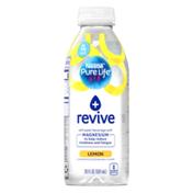 Nestle Pure Life + revive with Magnesium (lemon flavor)