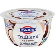 FAGE Coconut Greek Strained Yogurt