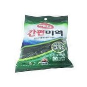 Dried Seeweed