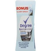 Degree Antiperspirant Stick & Antiperspirant Dry Spray, Pure Clean, 48H