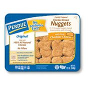 Perdue Chicken Breast Nuggets With Cheddar Cheese