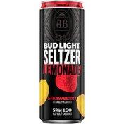 Bud Light Strawberry Lemonade Seltzer