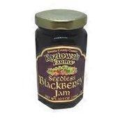 Sonoma County Classics Kozlowski Farms Seedless Blackberry Jam