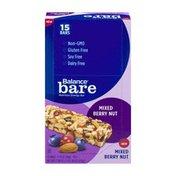 Balance Bar Nutrition Energy Bar Mixed Berry Nut - 15 CT