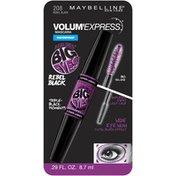 Volum' Express® The Falsies® Big Eyes™ 208 Rebel Black Washable Mascara