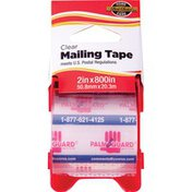 Best Choice Clear Mailing Tape With Dispenser