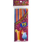 Lami Super Flex Straws