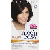 Nice 'n Easy Permanent Color, Natural Darkest Brown 121A