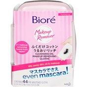 Bioré Makeup Remover Cleansing Oil Makeup Removing Cloths
