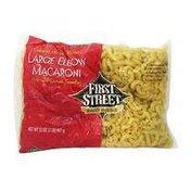First Street Large Elbow Macaroni