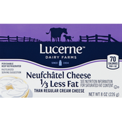Lucerne Cheese, Neufchatel