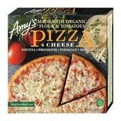 Amy's Kitchen 4 Cheese Frozen Pizza
