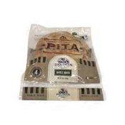 Damascus Whole Grain Pita Bread